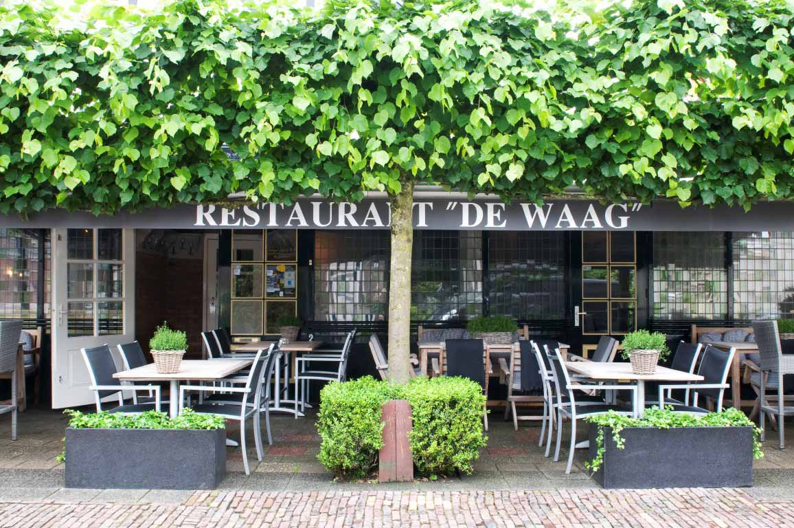 Over de Waag Restaurant Putten